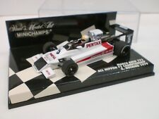 MINICHAMPS 1/43 - F1 MARCH BMW 792 ALL NIPPON F2 CHAMPIONS. - K. HOSHINO 1979