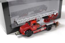 1:43 Minichamps Mercedes L3500 DL17 Feuerwehr Bensheim NEW bei PREMIUM-MODELCARS