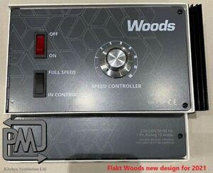 Flakt Woods 12 amp ME 1.12 Fan Speed Controller Woods-Elta-Vent-Axia-Helios-S&P