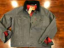 Levis® Lined Canvas Trucker Jacket( L)$ 145