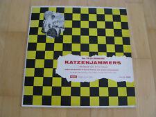 Katzenjammers The Price-Winning Steelband Velvet Gloves Cook Rec. US 1957 Vinyl