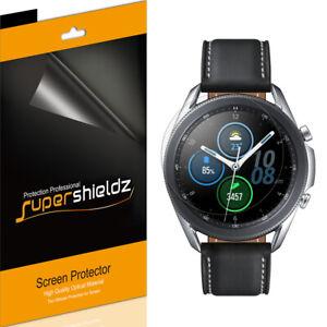 6X Supershieldz Clear Screen Protector Saver for Samsung Galaxy Watch 3 (45mm)