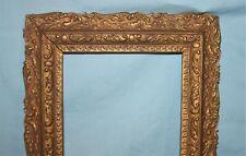 Antique or Vintage Gold Gilt Picture, Photo, Art Wood Frame