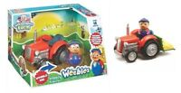 Weebles Wobbily Tractor And Farmer Childrens Toy Weebledown Farm New Toy Gift