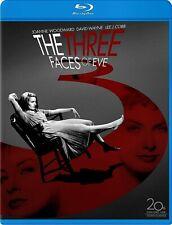 NEW BLU RAY- THE THREE FACES OF EVE - Joanne Woodward, Lee J. Cobb, David Wayne
