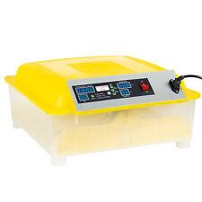 48 Digital Clear Egg Incubator Hatcher Automatic Egg Turning Temperature Contro