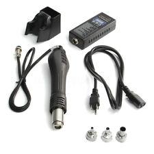 1PC 220V Heat Gun Portable BGA Rework Solder Station Hot Air Blower 8858