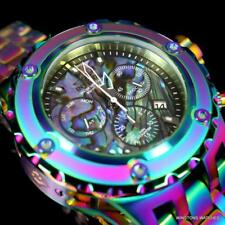 Invicta Subaqua Specialty Abalone Iridescent Steel Chronograph 52mm Watch New