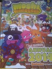Moshi Monsters Annual 2014 HC Book