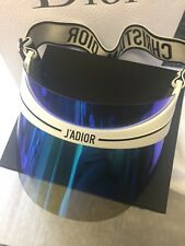 0e390d37bc20ea Christian Dior Runway Diorclub1 2019 Cruise Sun Visor Hat Brand New