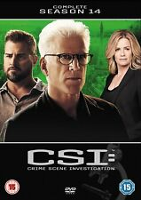 CSI - Crime Scene Investigation: Season 14 (DVD)