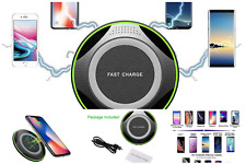 Best Compatible Wireless Charger for all iPhones & for Android Phones.