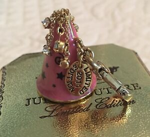 Juicy Couture 2011 Ltd. Ed. New Year Party Charm