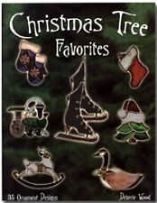 Stained Glass Pattern Book - CHRISTMAS TREE FAVORITES