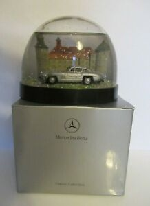 MERCEDES-BENZ CLASSIC COLLECTION SNOWGLOBE