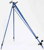 Shakespeare Salt Beach Rest / Sea Fishing Saltwater Tripod + Carry Case