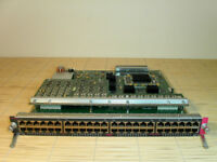 Cisco WS-X6148-RJ45V 48 ports PoE Catalyst 6500 Module