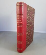 PAUL LACROIX (BIBLIOPHILE JACOB) / LA JEUNESSE DE MOLIERE / 1856 KIESSLING