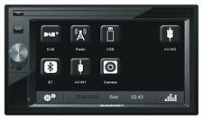 Blaupunkt Oslo 370 Doppel-DIN MP3-Autoradio Touchscreen DAB Bluetooth SD USB
