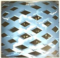 The Who - Tommy [Current Pressing] LP Vinyl Record Album New + Sealed 2LP