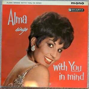 Alma Cogan - Alma Sings With You In Mind 1961  Mono