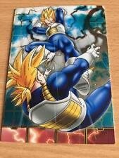 Carte Dragon Ball Z DBZ Collection Card Gum Part 4 #SP-44 Prisme ENSKY 2006