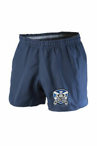 """Olorun Scotland Supporters Rugby Shorts 30""""-44"""