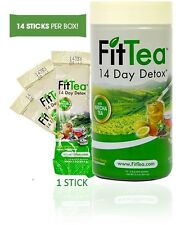 FIT TEA 1 stick only - Detox tea, 1piece tea stick All Natural Ingredients