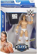 WWE BO DALLAS ELITE FIGURE 36 WRESTLING ENTRANCE GEAR NXT Miztourage