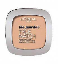 L'Oréal Paris True Match Powder Rose Vanilla 9 G Number C2