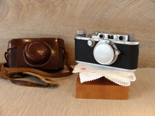 "Leitz Leica IIIa - Kamerakit mit Elmar 3.5/5cm  ""1938er Sammlerstück"" - TOP!"