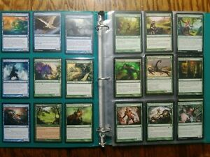 Magic The Gathering, Deckmaster, 216 cards, mixed lot.