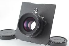 【 MINT 】Nikon Nikkor W 135mm F5.6 S  Copal.0 Shutter 4x5 Large Format Japan 0175