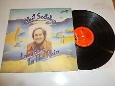NEIL SEDAKA - Laughter In The Rain - 1974 UK 11-track vinyl LP