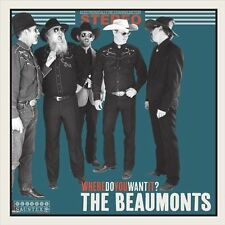"Beaumonts Where Do You Want It 10"" 12in NEW sealed"