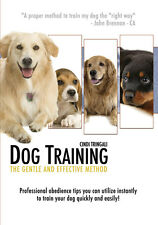 Dog & Puppy Training Lessons Video By Certified Canine Expert Brand New DVD