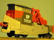 N-Scale Custom Built & Painted JORDAN SPREADER SOUTHERN PACIFIC # 79728