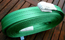 4x4 RECOVERY TOW ROPE/TOWING STRAP 7M(23FT) TREE STROP WINCH EXTENSION 14TON