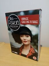 Mrs. Fisher's Murder Mysteries Complete Series 1-3 [DVD] UK Release
