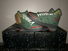 Adidas x Boba Fett Top Ten Hi Star Wars Shoes Mandalorian Size 6 7 7.5 8 8.5