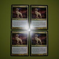 Grizzled Leotau x4 Alara Reborn 4x Playset Magic the Gathering MTG