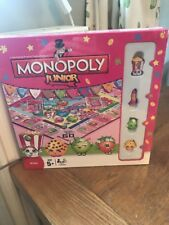 Winning Moves Shopkins Monopoly Junior Board Game