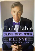 Undeniable : Evolution and the Science of Creation by Bill Nye (2014, Hardcover)