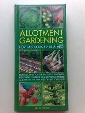 Allotment Gardening (For Fabulous Fruit & Veg),Kevin Forbes