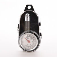 For Auto Car Motorcycle Tire Tyre Air Pressure Gauge Tester Manometer Tool B Jf