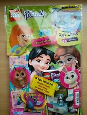 LEGO Friends 1/2020 + Limited Edition Mini Figure Chico Cat in the clinic