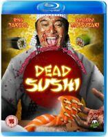 Nuovo Dead Sushi Blu-Ray Regione B