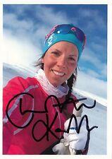 Charlotte Kalla: Olympia 2010+2014 Gold+Silber Skilanglauf SWE
