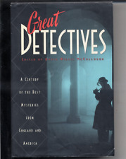 GREAT DETECTIVES | 17 stories | 1998 PB | STOUT, PD JAMES, HAMMETT, more  +