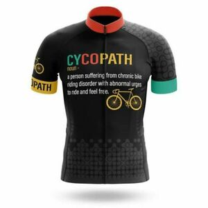 Bicycle Shirt Team Men Cycling Jersey Clothing MTB Bike Tops Polyester Silicone